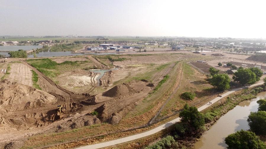 Geisert Reservoir Complex