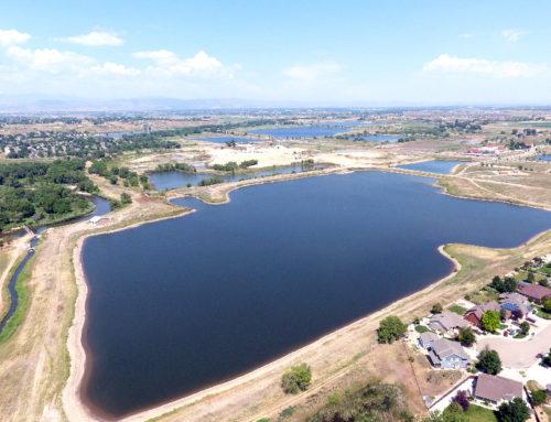 La Poudre Reservoir