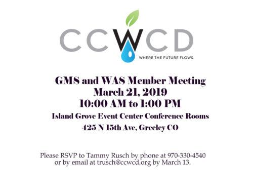 2019 Member Meeting
